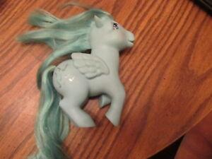 My Little Pony Vintage Pegasus Medley Ebay
