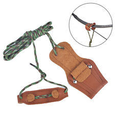 Archery Bowstringer Traditional Recurve Bow Stringer String Install Rope Long 6L