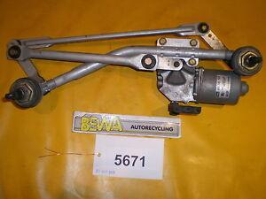Wischergestaenge-mit-Motor-vorne-Ford-Fiesta-Valeo-404745-Nr-5671