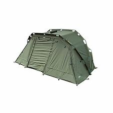Chub Tri-Brid 1 Man Waterproof Carp Fishing Shelter / Bivvy With Carry Bag