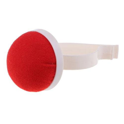 Nützliche Gadget Nähnadel Handgelenk Tragbare Nadelkissen Für DIY