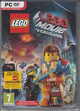LEGO Movie Videogame PC Windows XP/Vista/7/8 Brand New Sealed