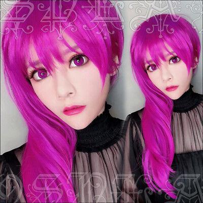 Track CAP League Legends LOL Evelynn KDA New Skin Hair Cosplay Costume Wig
