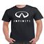 Infiniti-Logo-T-Shirt-Youth-and-Mens-Sizes thumbnail 1