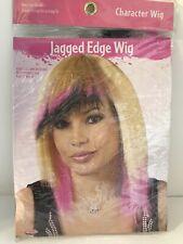 Fun World Unisex-Adults Classic Braids Wig standard gold