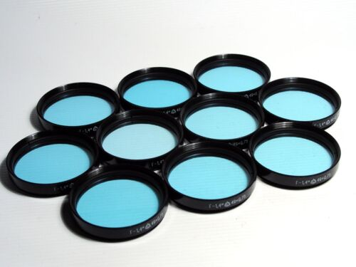 Flektogon etc 10 Russian 49mm Blue filters Fits to Jupiter-9 LN Pancolar