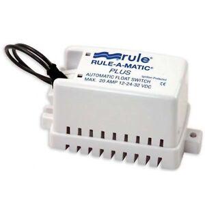 Rule 40A Rule-A-Matic Float Switch Sale!