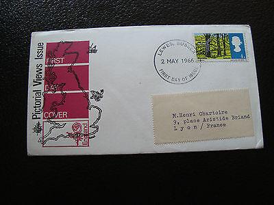 Umschlag 1 Tag 2/5/1966 Diszipliniert Vereinigtes Königreich cy17 Vereinigte Königreich
