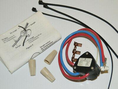 3ARR42C7D 483045 NEW Whirlpool FSP 819485 304102-7 PTC Relay /& Overload Kit