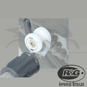 Kawasaki-ER-6-ER6-2007-2015-R-amp-G-Racing-Cotton-Reels-Paddock-Stand-Bobbins