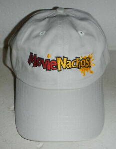 Nwot Amc Theaters Movie Nachos Logo Employee Worker Uniform Baseball Hat Cap Ebay