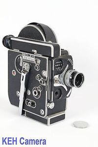 Bolex-Paillard-H16-Reflex-16mm-W-16mm-f-1-4-1956-AS-IS-Auction-24331