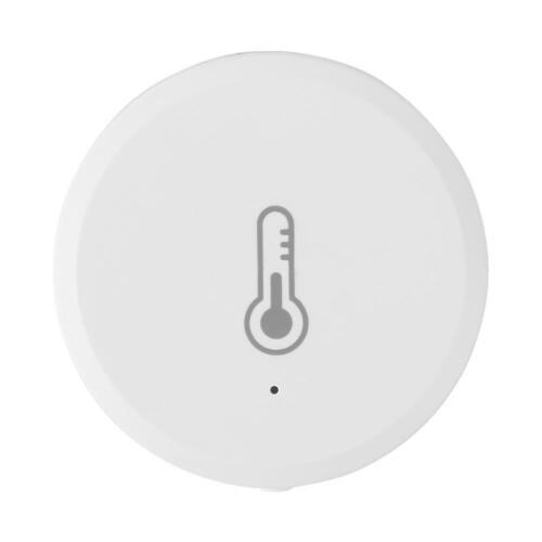 Crazystore Tuya Temperatur und Feuchtigkeitssensor Alarmanlage für Amazon  //C8