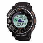 Casio Pro Trek Tough Solar Digital Men's Watch - Black (PRW2500R-1)