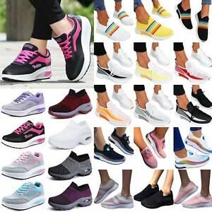 Damen Sportschuhe Laufschuhe Fitness Sneaker Freizeitschuh Schuhe Gr. 36-43 NEU