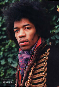 Jimi Hendrix  Full Page Magazine Picture Photo Cutting - <span itemprop=availableAtOrFrom>Manchester, United Kingdom</span> - Jimi Hendrix  Full Page Magazine Picture Photo Cutting - Manchester, United Kingdom