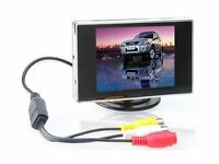 Bw 3.5 Inch Tft Lcd Monitor For Car / Automobile Free Shipping