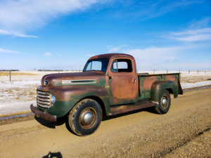 1949 Ford F68