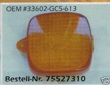 Honda ZB 50 P Monkey AB22 - Cabochon de clignotant - 75527310