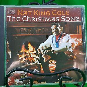The Christmas Song Nat King Cole CD, 1986, Capitol Party Xmas Morning Holiday 77774631822 | eBay