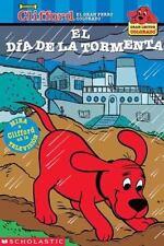 El dia de la tormenta Clifford, el gran perro colorado Spanish Edition