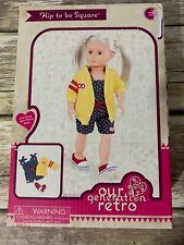 "Our Generation Underwater Wonder Swim Set Doll Clothes Fits 18/"" Doll NIB"