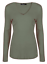 Womens-Ladies-Girls-Plain-Long-Sleeve-V-NECK-T-Shirt-Top-Plus-Size-Tops-Shirt thumbnail 8