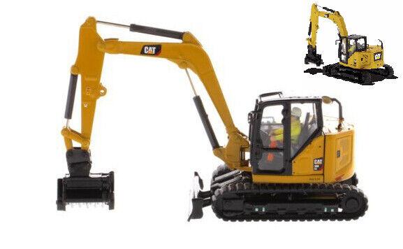 Cat 309 Mini Excavator 1 50 Model Diecast Masters