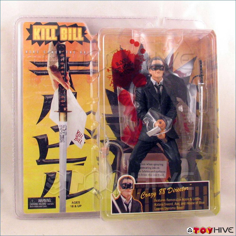 Kill Bill McFarlane Toys Figurine CRAZY  88 directeur série 1 coiffure  3  commander maintenant les prix les plus bas