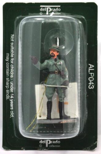 """SOLDATINO ALPINO /"""" Alpino in uniforme di marcia 1939 /"""" DEL PRADO ALP043"""