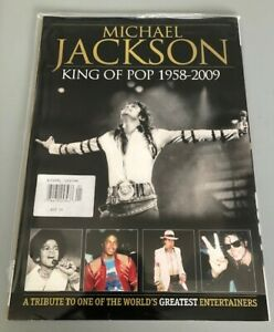 Michael Jackson King of Pop 1958 - 2009 A Tribune to One of the World's Greatest