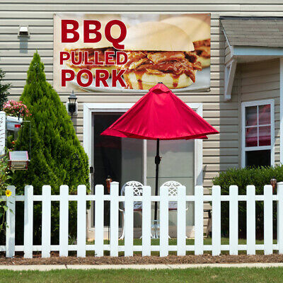 Store Many Sizes Available Worlds Best BBQ 13 oz Heavy Duty Vinyl Banner Sign with Metal Grommets Flag, Advertising New