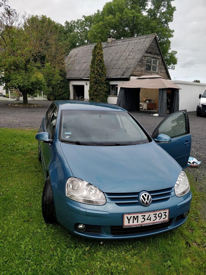 VW Golf V, 1,4 TSi 140 Trendline, Benzin
