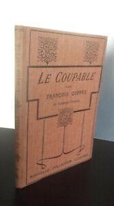 Francois-Coppee-El-Culpable-Demuestra-Robaudi-Calmann-Levi-N-4-Buen-Estado