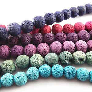 20pcs-DIY-Jewelry-Making-Multicolors-Natural-Lava-Stone-Beads-Healing-Balance