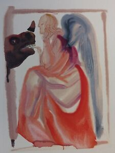 Dali-Salvador-Paradise-6-Wood-Engraved-Original-Divine-Comedy-1960