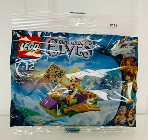 Lego 30375 Elves Sira/'s Adventurous Airglider New and in Original Packaging Retd