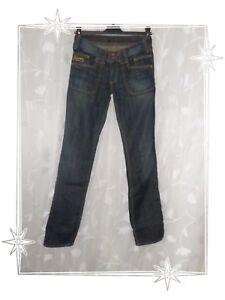Pantalon-Jean-Fantaisie-Kaporal-5-Taille-Eur-34-US-26-Modele-Tina