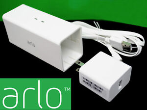 NEW-ARLO-DUAL-BATTERY-CHARGER-STATION-Netgear-for-Pro-1-2-Go-GENUINE-OEM-VMA4400