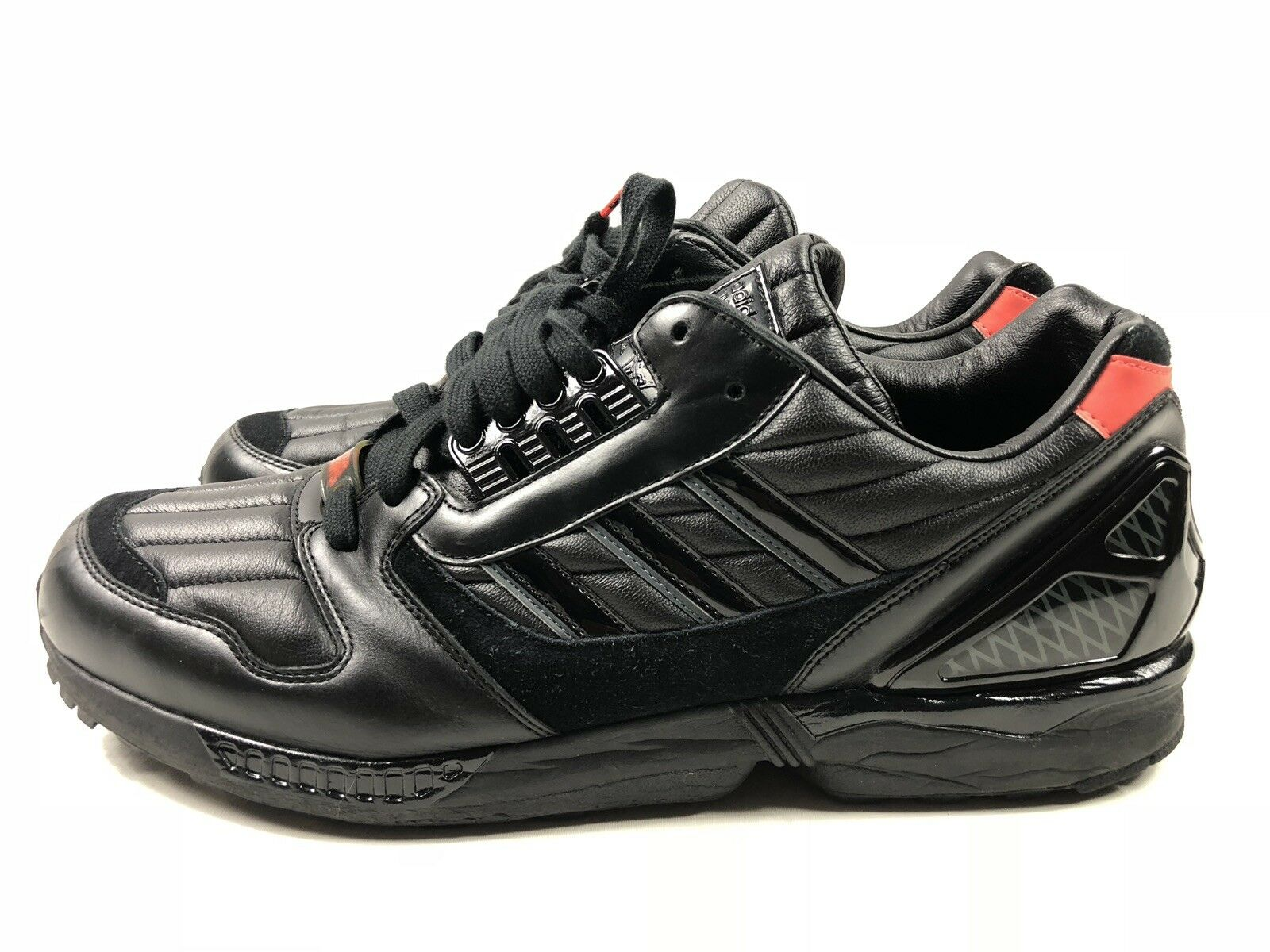 Adidas ZX8000 Darth Vader Star Wars shoes Size 14