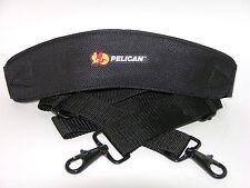 Black Genuine  Pelican 1472 Padded Shoulder Strap only 1440 1470 1490 1495 case