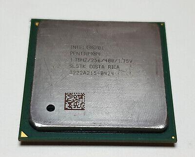 256K Cache Intel Pentium 4 1.7 Ghz 400 1.7GHZ//256//400 1.75V