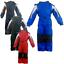 Neige-Costume-Combinaison-de-ski-hiver-costume-Neige-overall-skioverall-enfants-jeunes-filles miniature 3