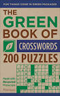 The Green Book of Crosswords: 200 Puzzles by The Puzzle Society (Paperback / softback, 2009)