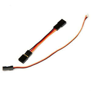 Spektrum-SRXL2-Update-Cable-Receiver-Servo-Male-amp-Female-Female