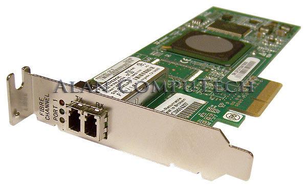 IBM QLE2460 Short Bracket PCIe 4GB Card PX2510401-24F Qlogic HBA 1-Port FC Adapt