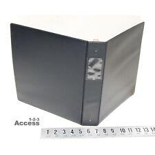 New Listing2pk K Amp M Heavy Duty 3 Rings Binder 15 Inch Kl Double Lock Inner Pocket Black