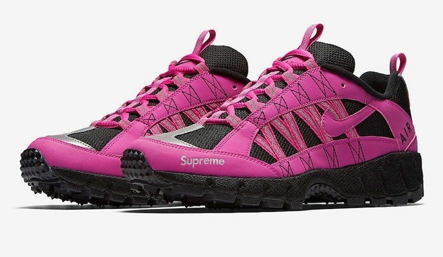 c485989c255 Nike Air Humara '17 Supreme Fire Pink Black Size 9 924464 600 New  nomwoe3821-Athletic Shoes. Nike Air Jordan 8 VIII Retro ...