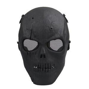 Airsoft-masque-crane-de-protection-complet-masque-militaire-noir-wt