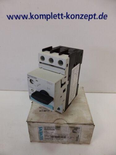 Siemens 3RV1021-1HA10 Leistungsschalter Motorschutzschalter Schalter